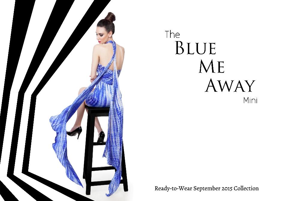 Blue Me Away