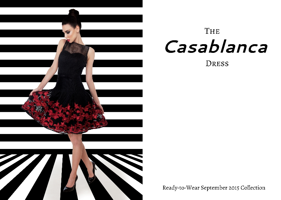 The Cassablanca Dress