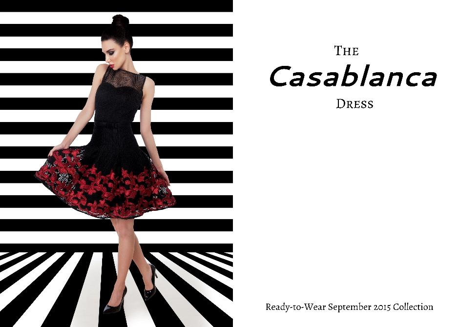 The Cassablanca Dress