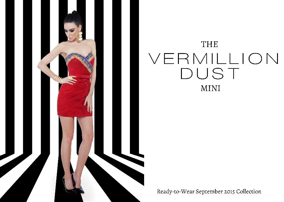 Vermillion Dust